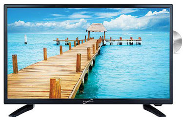 SuperSonic SC-2412 1080p LED Widescreen HDTV