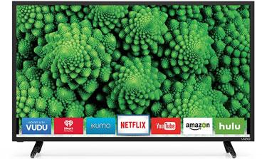 VIZIO  D32F-E1 D-Series - 32 Class (31.5 Viewable) LED TV