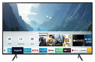 Samsung 40NU7100 Flat Smart TV
