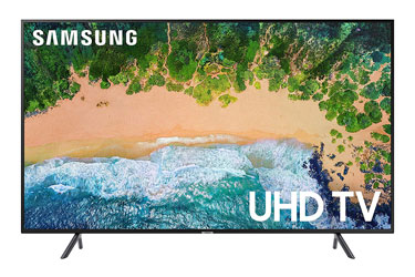 Samsung 50NU7100 4K UHD Smart TV