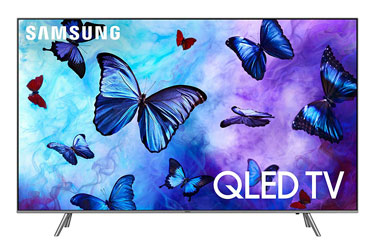 Samsung QN65Q6F QLED 4K UHD TV