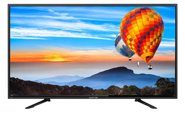 Sceptre 65 inches 4K LED TV U658CV-UMC (2019)