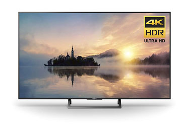 Sony KD43X720E 43-Inch 4K Ultra HD Smart LED TV (2020 Model)