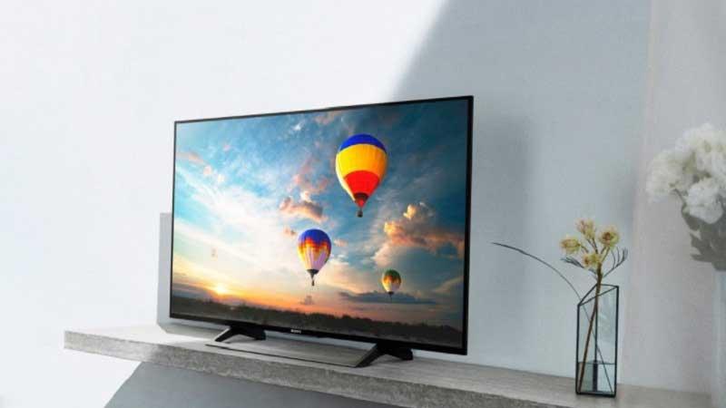 Sony KD43X720E Smart TV – Best Flat screen Option
